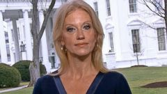 VIDEO: Kellyanne Conway on Pres. Donald Trumps First Days in Office