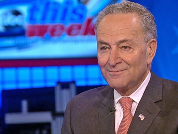 WATCH:  Chuck Schumer on Women's March: Marching 'Part of The Grand American Tradition'