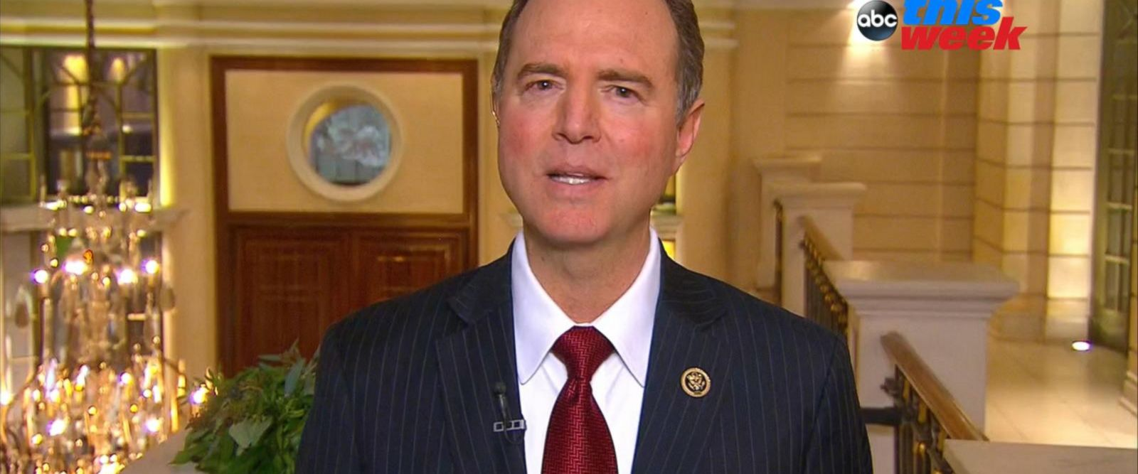 VIDEO: Rep. Adam Schiff says Trump calling media 'the enemy' is something 'you hear tin-pot dictators say'