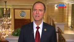 VIDEO: Rep. Adam Schiff says Trump calling media the enemy is something you hear tin-pot dictators say