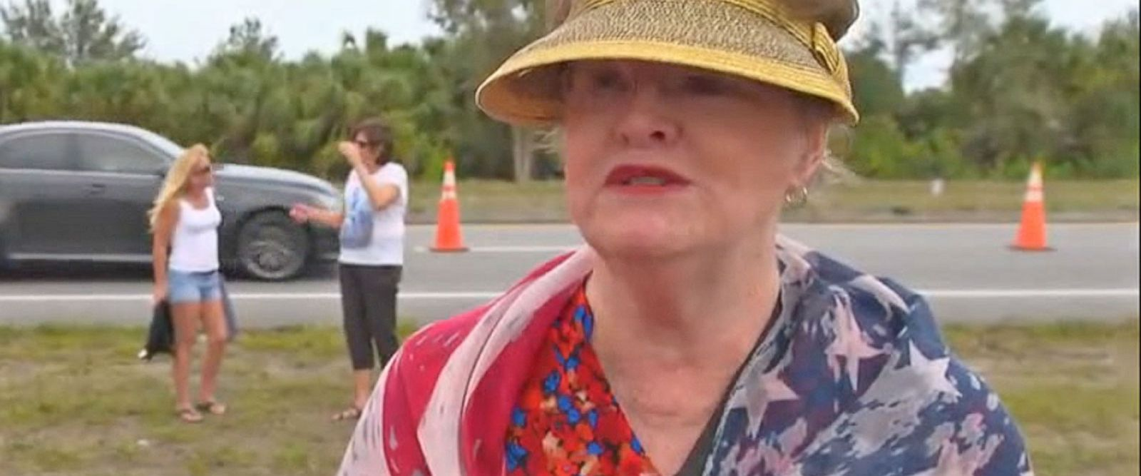 VIDEO: Trump supporter says president has brought 'hope' and 'respect' back to US