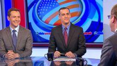 VIDEO: Corey Lewandowski and Robby Mook debate Trumps first month in office