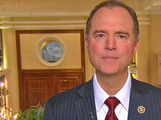 WATCH:  Rep. Adam Schiff calls Trump's comment about press 'most alarming' remark since election