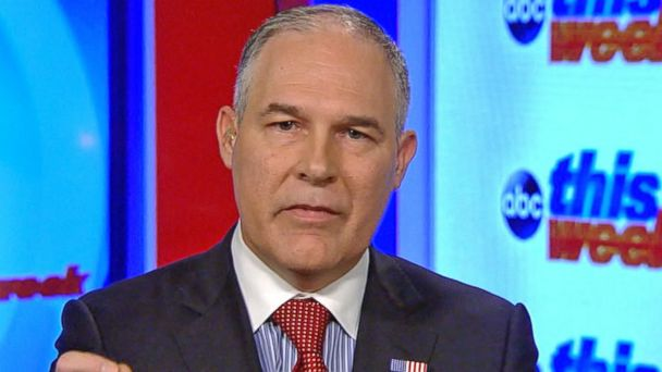VIDEO: EPA administrator on the White House's latest actions on the environment