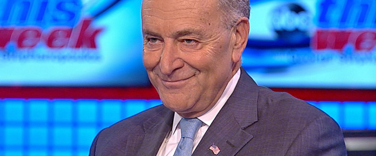 VIDEO: One-on-One with Senate Minority Leader Chuck Schumer