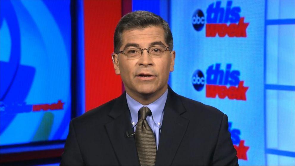 VIDEO: California Attorney General Xavier Becerra on immigration debate