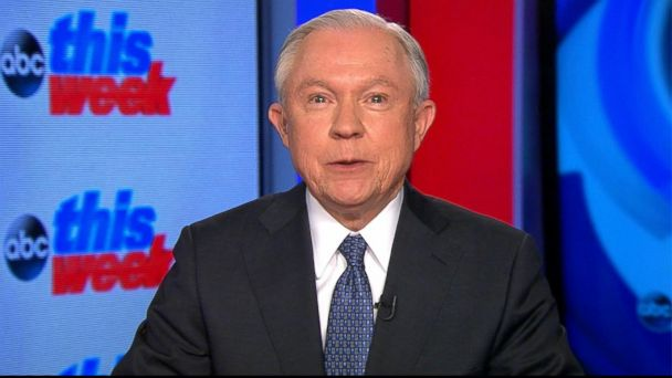 VIDEO: One-on-one with Attorney General Jeff Sessions