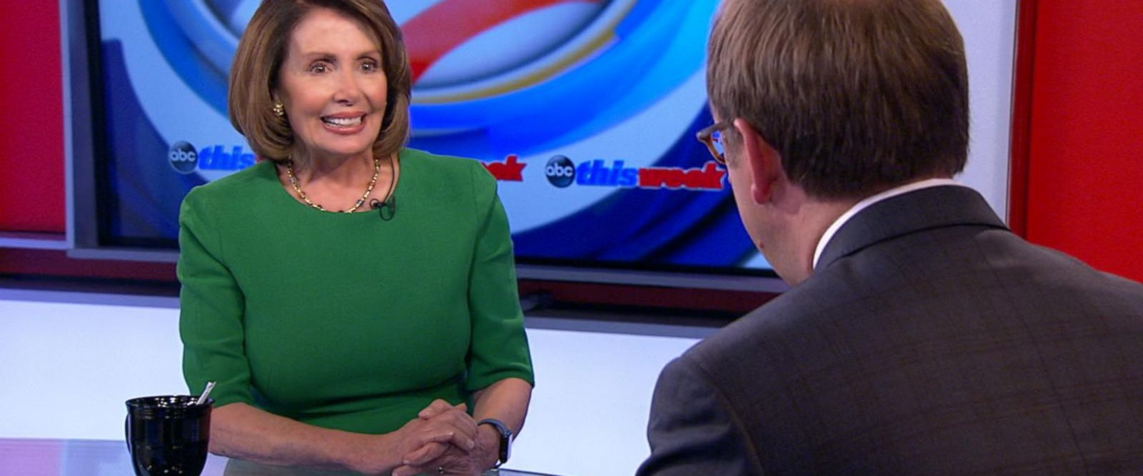 VIDEO: One-on-one with House Democratic Leader Nancy Pelosi
