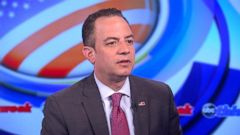 VIDEO: White House Chief of Staff Reince Priebus on President Trumps first 100 days