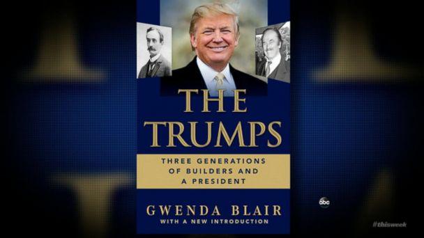 VIDEO: Trump biographer says Trump hasn't changed 'a bit' since assuming presidency