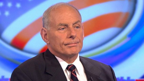 VIDEO: DHS Secretary John Kelly assesses terror threat after Manchester attack