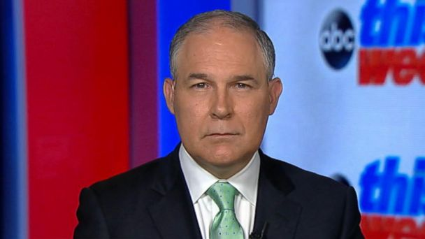 VIDEO: EPA Administrator Scott Pruitt on President Trump's withdrawal from Paris climate agreement