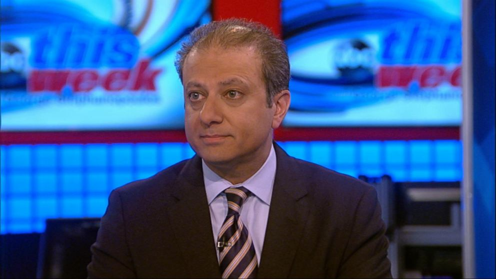 VIDEO: One-on-one with Preet Bharara