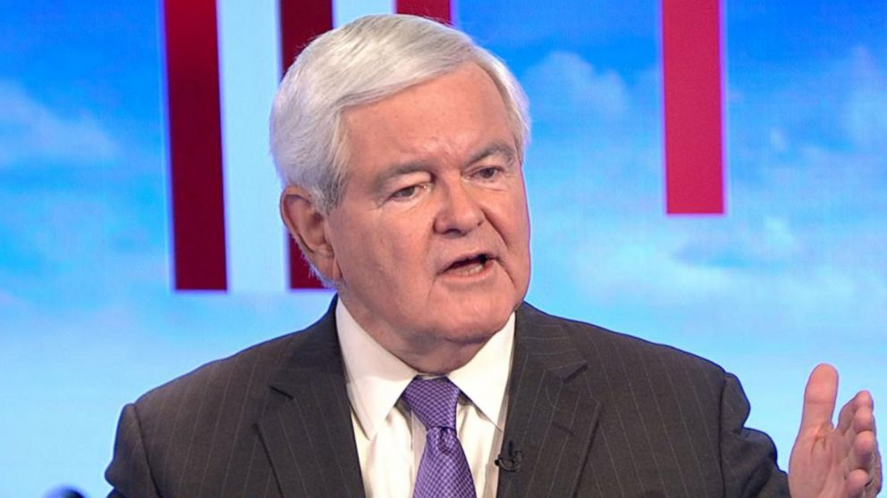 VIDEO: One-on-one with former House Speaker Newt Gingrich