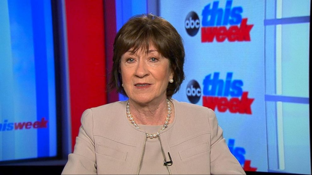VIDEO: Sen. Susan Collins on the Senate health care bill