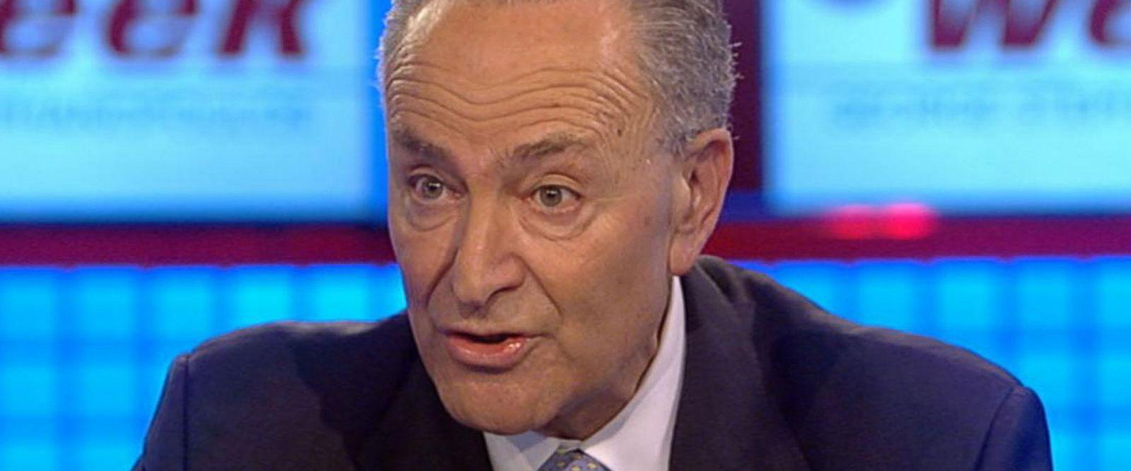 VIDEO: Sen. Chuck Schumer on Senate Republicans' health care bill