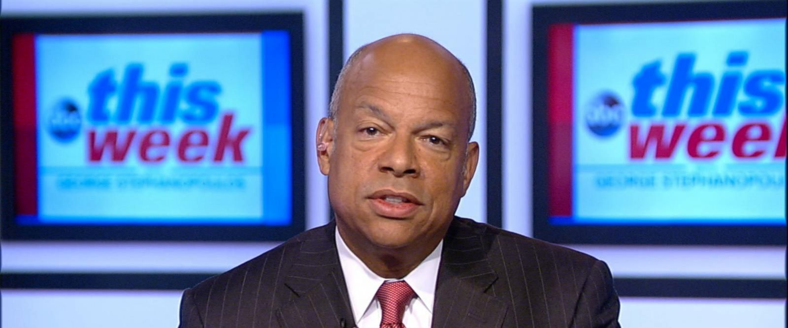 VIDEO: One-on-one with Obama Homeland Security Secretary Jeh Johnson
