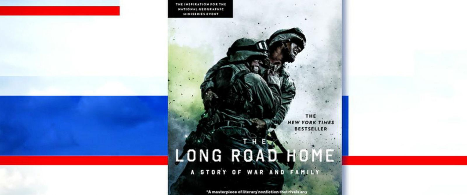 VIDEO: 'The Long Road Home' tells story of war, survival, and sacrifice