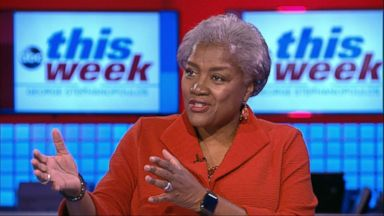 'VIDEO: This Week 11/05/17: One-On-One With Former DNC Chair Donna Brazile' from the web at 'http://a.abcnews.com/images/ThisWeek/171105_tw_brazile2_16x9_384.jpg'