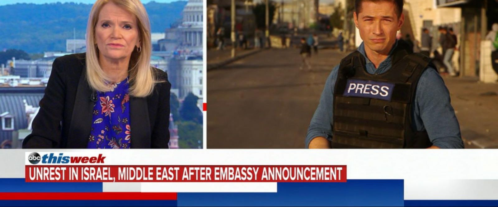 VIDEO: Will US embassy move hinder Middle East peace process?