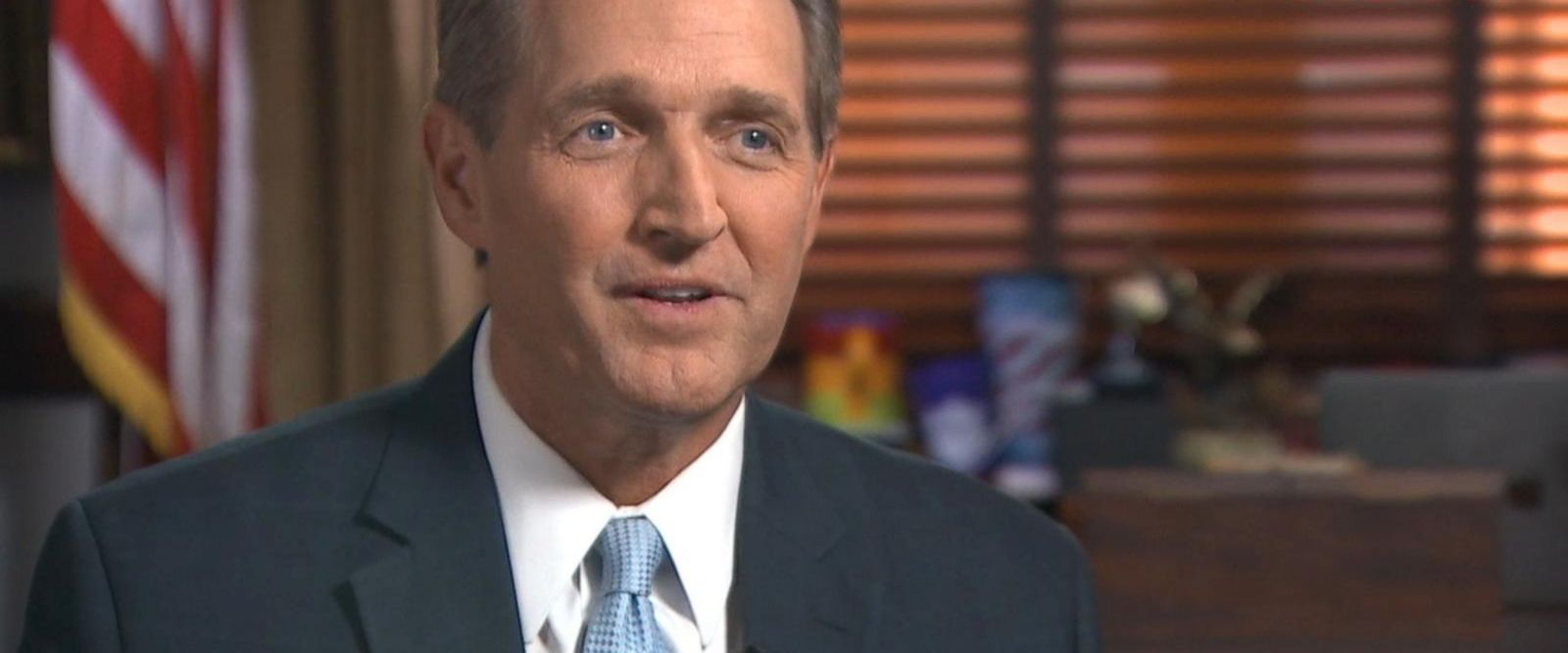 VIDEO: Roy Moore will be 'lasting' stain on Republican Party, Sen. Jeff Flake says