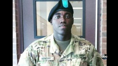'VIDEO: Private Emmanuel Mensah: African immigrant, American hero' from the web at 'http://a.abcnews.com/images/ThisWeek/180114_tw_emmanuel_mensah_16x9_384.jpg'