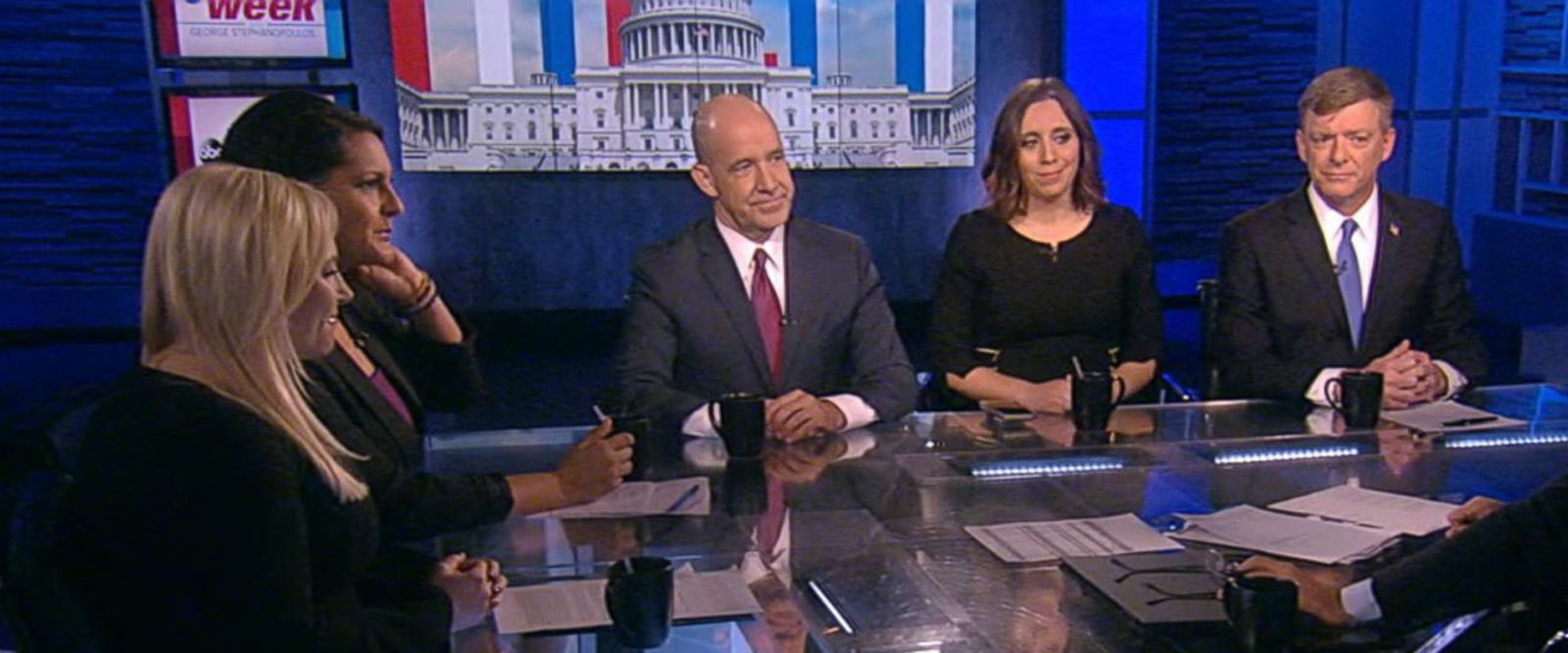 VIDEO: Matthew Dowd: Shutdown 'complete abject failure in moral and any kind of inspirational leadership'