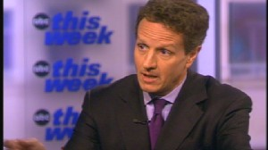 Treasury Secretary Tim Geithner talks to George Stephanopoulos about the 135 billion dollars of money left in TARP