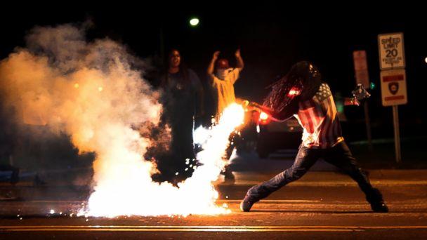 AP Police Shooting Missouri ml 140813 1 16x9 608 Sunday on This Week: The Latest on Ferguson, Missouri