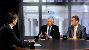 House leaders John Boehner and Steny Hoyer on This Week.