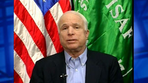 "Sen. John McCain appears on ""This Week"" from Afghanistan"