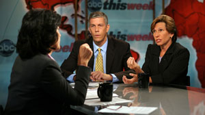 Arne Duncan and Randi Weingarten discuss education reform on