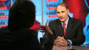 "David Axelrod joins Christiane Amanpour on ""This Week."""