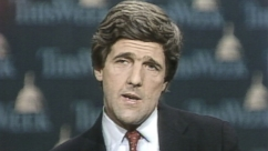 "Senators-elect John Kerry and Phil Gramm on ""This Week."""