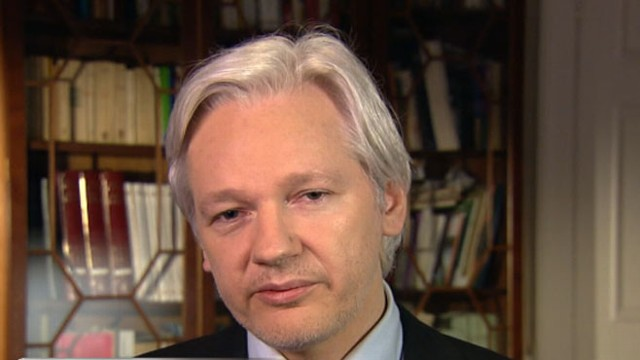 VIDEO: An exclusive interview with the international man of mystery and founder of WikiLeaks.