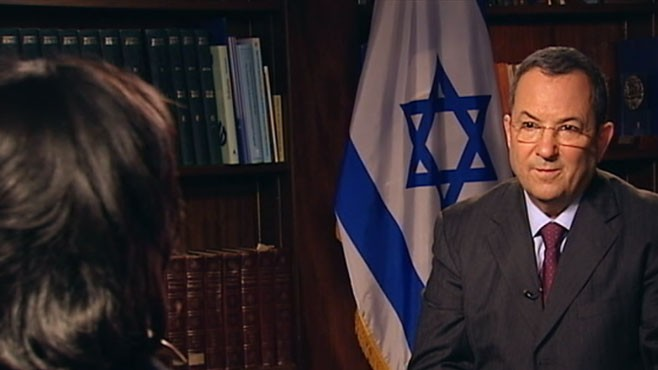 VIDEO: Israeli Defense Minister Ehud Barak on This Week