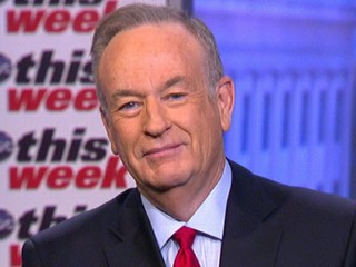 Watch: Bill O'Reilly on 'This Week'
