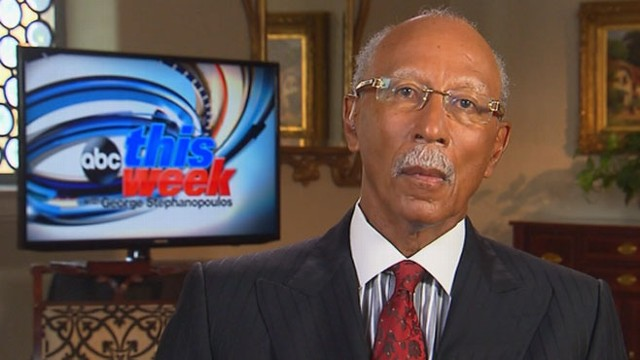 VIDEO: Detroit Mayor Dave Bing This Week Interview on Citys Bankruptcy