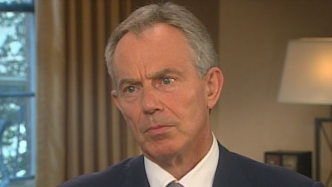 VIDEO: Tony Blair on