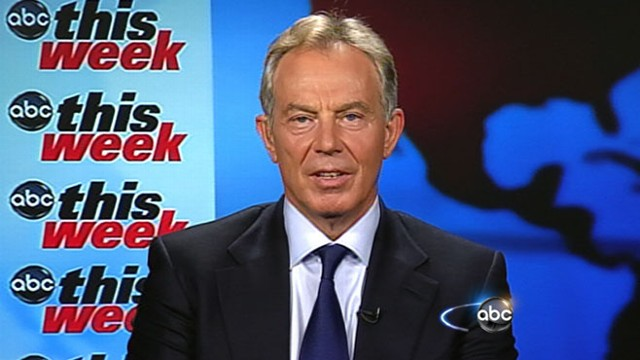 VIDEO: Britains former prime minister on the battle over Palestinian statehood.