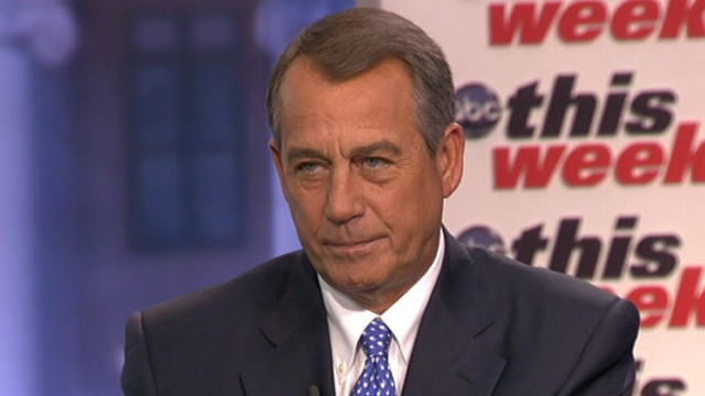VIDEO: The House speaker on dueling budget proposals and prospects for a grand bargain.