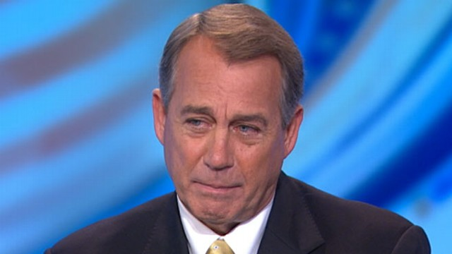 VIDEO: This Week Exclusive: John Boehner