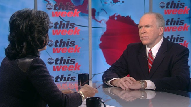 VIDEO: John Brennan on 'This Week'