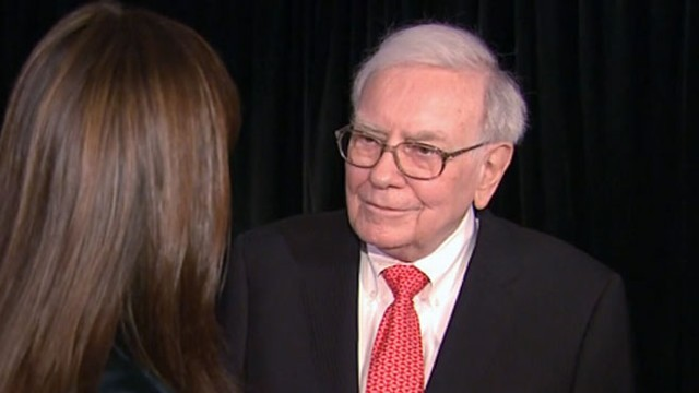 VIDEO: Warren Buffet This Week Interview