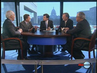 Video of THIS WEEK economy panel weighs in on Buy America
