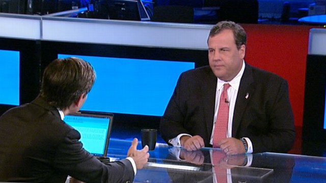 VIDEO: Gov. Chris Christie on This Week