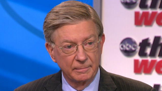 VIDEO: George Will on physical fitness standards for women in combat.