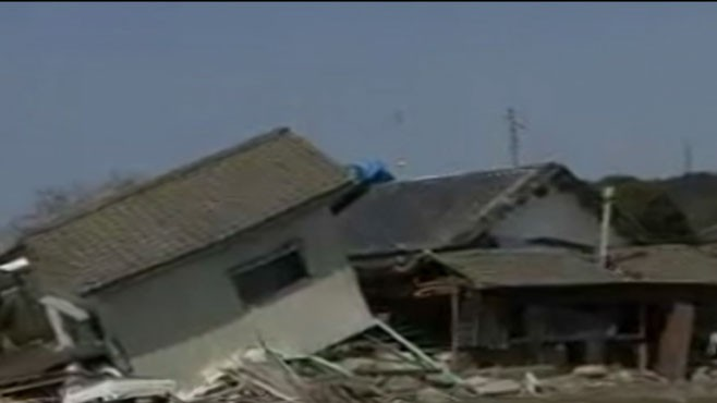 VIDEO: A Look at the Damage Cause by the Earthquake and Tsunami in japan