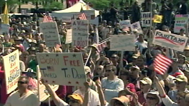 VIDEO: The Tea Party: Two Years Later