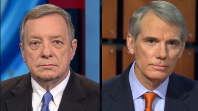 VIDEO: This Week: Sen. Dick Durbin and Sen. Rob Portman